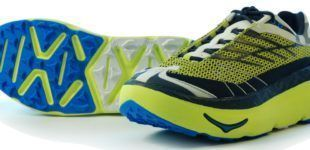 Des chaussures Hoka Mafate pour le running