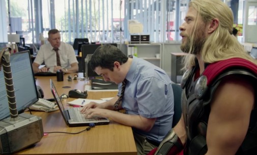 While You Were Fighting : A Thor Mockumentary